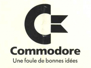 commodore_logo_francais
